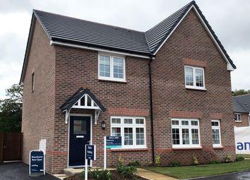 Thumbnail 2 bedroom semi-detached house for sale in Lon Hir, Alltwen, Swansea