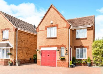 Thumbnail 3 bed detached house for sale in Marigold Way, Shortstown, Bedford