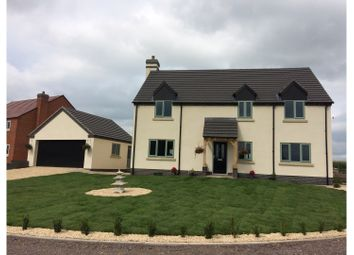 Thumbnail 5 bed detached house for sale in The Meadows, Ash Parva Village, Near Whitchurch