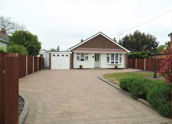 Thumbnail 3 bed detached bungalow for sale in Feverills Road, Little Clacton, Clacton-On-Sea