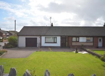 Thumbnail 2 bed semi-detached bungalow for sale in Moor Road, Millom