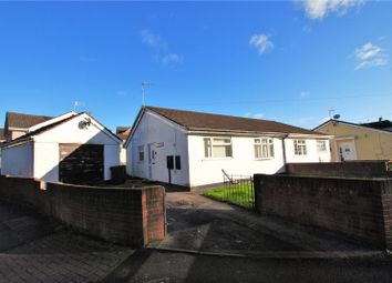 Thumbnail 2 bed semi-detached bungalow for sale in James Close, Fleur-De-Lys