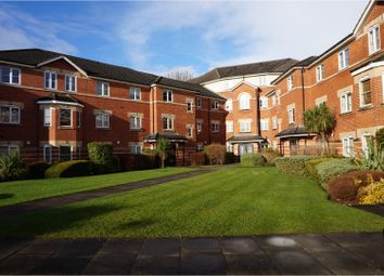 Thumbnail 2 bed flat for sale in Starling Close, Manchester