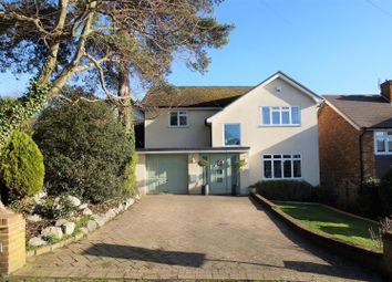Thumbnail 4 bed detached house for sale in Steeds Way, Loughton