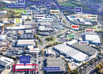 Thumbnail Industrial for sale in Unit 1, Unit 1, Crowley Way, Avonmouth, Bristol