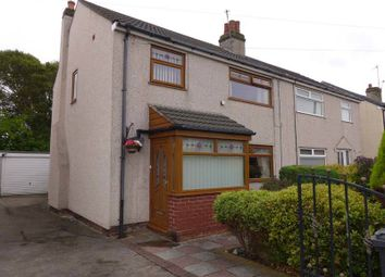 Thumbnail 3 bed semi-detached house for sale in Sandringham Avenue, Thornton-Cleveleys