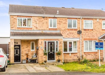 Thumbnail 3 bed semi-detached house for sale in Hedley Drive, Brimington, Chesterfield