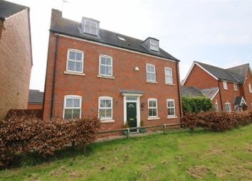 Thumbnail 5 bed property for sale in Crowsfurlong, Coton Meadows, Rugby