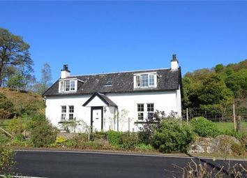 Thumbnail 3 bed detached house for sale in Strathlachlan, Cairndow, Argyll And Bute