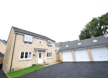 Thumbnail 4 bed detached house for sale in Beacon Hill, Keighley, Bradford, West Yorkshire