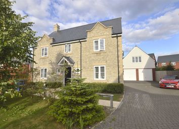 Thumbnail 4 bed detached house for sale in Fantasia Drive, Cheltenham, Gloucestershire
