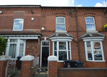 Thumbnail 6 bed property to rent in Harrow Road, Selly Oak, Birmingham