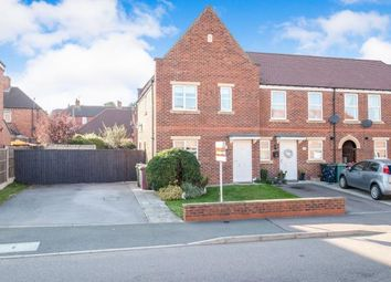 Thumbnail 3 bed terraced house for sale in Church Drive, Shirebrook, Mansfield, Derbyshire
