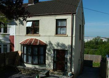 Thumbnail 3 bed semi-detached house to rent in Sarn Farn, Port Talbot