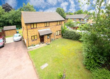 Thumbnail 4 bed detached house for sale in Montgomery Road, Caversfield, Bicester