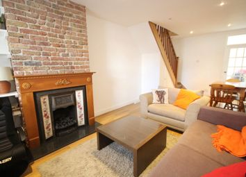 Thumbnail 3 bed end terrace house for sale in Farnell Road, Staines