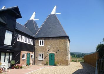 Thumbnail 4 bed terraced house to rent in Staple Street, Hernhill, Faversham