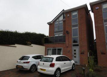 Thumbnail 4 bedroom detached house for sale in Gardenia Grove, Mapperley, Nottingham