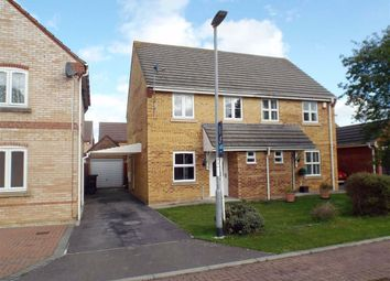 Thumbnail 3 bed semi-detached house for sale in Cookson Close, Burnham-On-Sea, Somerset