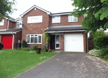 Thumbnail 4 bedroom detached house for sale in Great Meadow Road, Bradley Stoke, Bristol