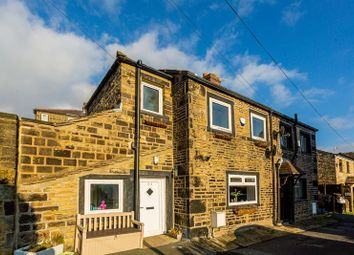 Thumbnail 2 bed semi-detached house for sale in 21 Cross Hill, Greetland, Halifax
