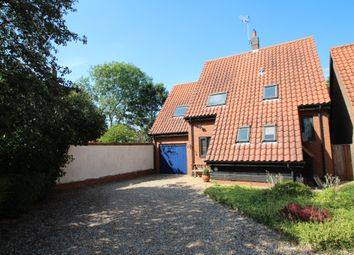 Thumbnail 4 bed detached house for sale in Crown Street, Needham Market, Ipswich