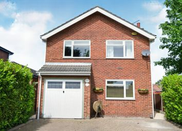 Thumbnail 4 bed detached house for sale in High Street, Skellingthorpe, Lincoln
