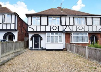Thumbnail 3 bed semi-detached house for sale in St. James Park Road, Margate, Kent