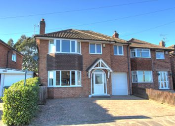 4 bed detached house for sale in Warren Road, Enderby, Leicester LE19