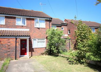 Thumbnail 3 bed terraced house for sale in Coomes Way, Wick, Littlehampton
