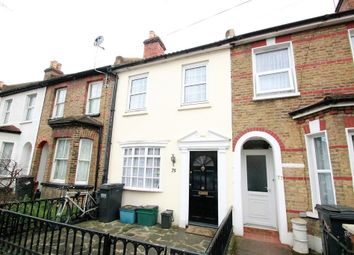 Thumbnail 4 bed terraced house to rent in Dennett Road, Croydon