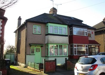 Thumbnail 3 bed detached house for sale in Thirlmere Gardens, Wembley