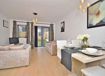 Thumbnail 3 bedroom end terrace house for sale in Findon Road, Findon Valley, Worthing
