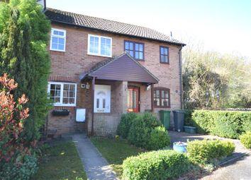 Thumbnail 2 bed terraced house for sale in Gander Drive, Basingstoke