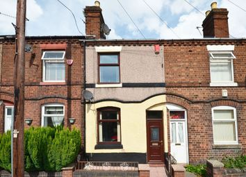 Thumbnail 2 bed terraced house for sale in Nursery Street, Stoke