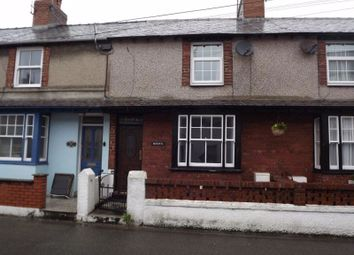 Thumbnail 2 bed terraced house to rent in Rosemary Lane, Beaumaris