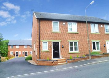 Thumbnail 2 bed semi-detached house for sale in Coppice Side, Swadlincote