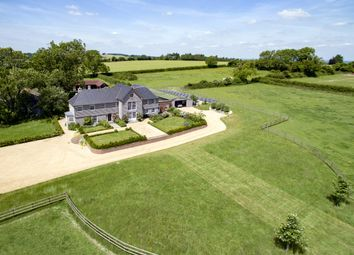 Thumbnail 6 bed detached house to rent in Beauworth, Alresford