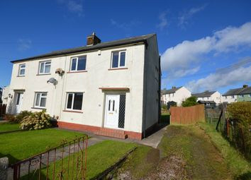 Thumbnail 3 bed semi-detached house for sale in Greystone Place, Cleator Moor