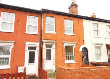 Thumbnail 3 bed terraced house to rent in Thompson Street, New Bradwell, Milton Keynes