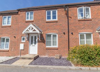 Thumbnail 3 bed terraced house for sale in Barley Road, Andover