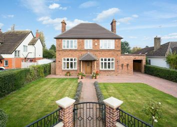 Thumbnail 4 bed detached house for sale in St. Marks Avenue, Bilton, Rugby