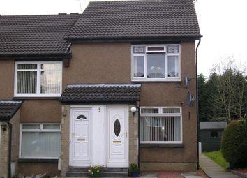 Thumbnail 1 bed flat to rent in Macdougall Quadrant, Bellshill