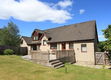 Thumbnail 4 bed detached house for sale in Braeside Park, Aberfeldy