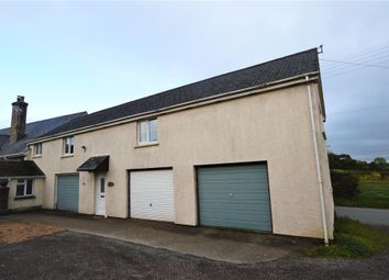 Thumbnail 3 bed maisonette to rent in Morchard Bishop, Crediton, Devon