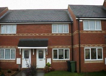 Thumbnail 2 bed terraced house to rent in Villiers Close, Leagrave, Luton