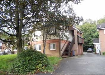Thumbnail 1 bed flat for sale in Givendale Drive, Crumpsall, Manchester