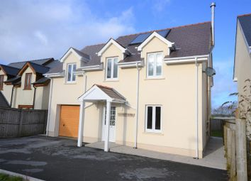 Thumbnail 4 bed detached house for sale in Llain Drigarn, Crymych