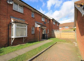 Thumbnail 1 bed terraced house to rent in Vicarage Close, Northolt