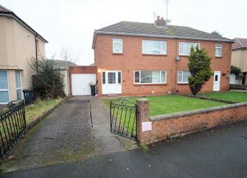 Thumbnail 3 bed semi-detached house to rent in Begbrook Drive, Frenchay, Bristol